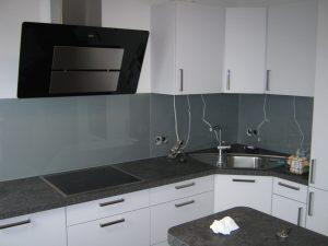Küchenschildverglasung U2013 Glas In Der Küche